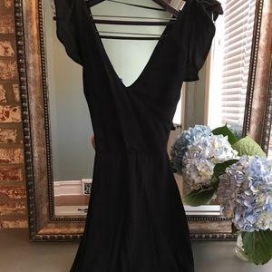Small For Love and Lemons little black dress